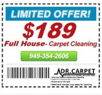Professional Carpet Cleaners Irvine
