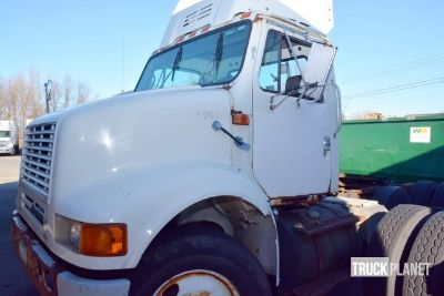 1999 International 8100 T/A Day Cab Truck Tractor