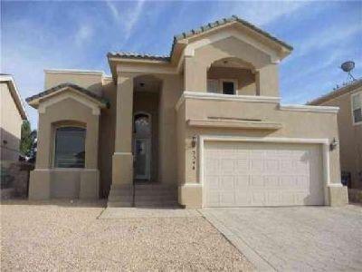 5344 Ignacio Frias Drive El Paso Four BR, A beautiful house with