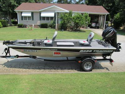 2014 BASS TRACKER 16X 2, 40HP MERCURY ...