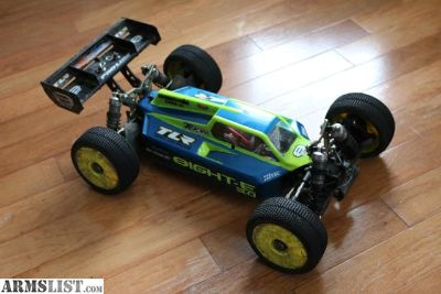 For Sale/Trade: TLR Racing 8ight 3.0 Trade for gun?