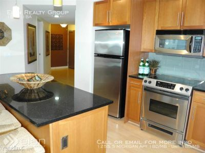 1255 S MICHIGAN Apt 1BD/MB