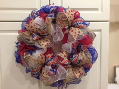Patriotic/4th of July Wreaths