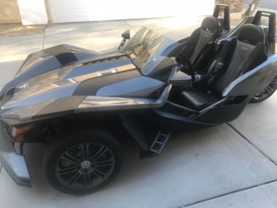 Polaris slingshot custom on eBay no reserve