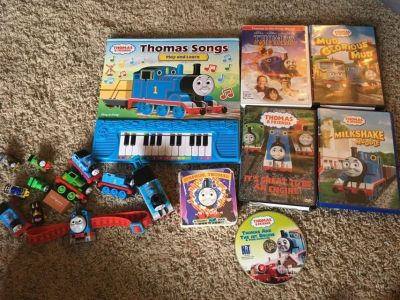 Thomas the train lot- I know I have some more that I will be adding to this as I find things