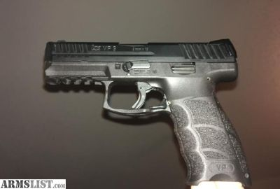 For Sale/Trade: HK VP9 9mm