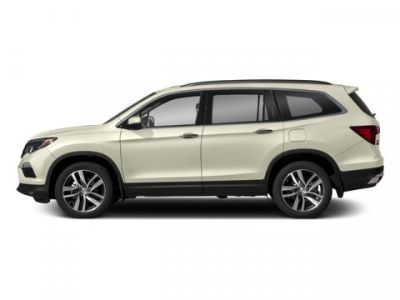 2018 Honda Pilot Elite (White Diamond Pearl)