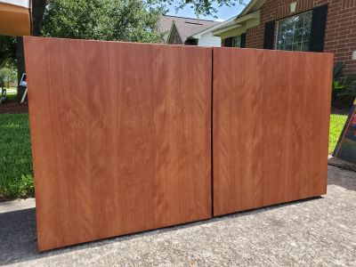 Entertainment/Storage cabinet