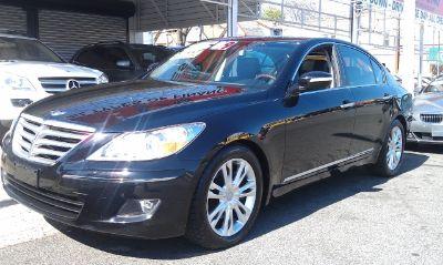 2009 Hyundai Genesis 4.6L V8 (Black)