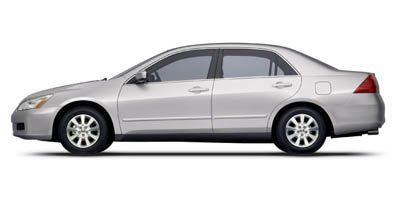 2007 Honda Accord Special (Alabaster Silver Metallic)