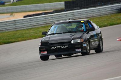 1987 Honda CRX HPDE Track Car