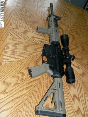 For Sale/Trade: AR 5.56 .223