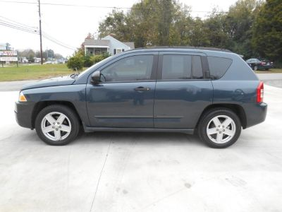 2008 Jeep Compass Sport (Grey)