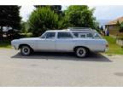 1966 Buick Sport Wagon 375 Wildcat