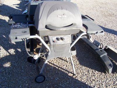 2 - Charbroil Gas Grills