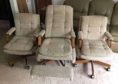 Chairs for office-prices in description