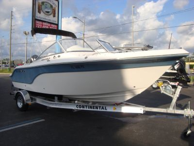 2013 Sea Fox 216 Traveler Dual Console Boats Holiday, FL