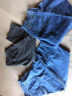 Men s size 38 jeans, shorts and pants