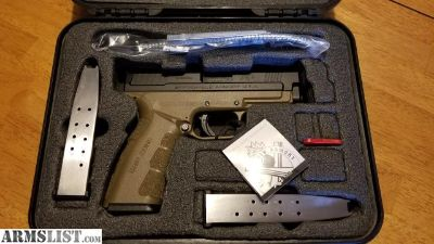 For Sale: Springfield XD Mod 2 .45