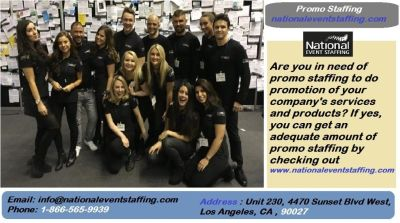 Event Staffing - National Event Staffing