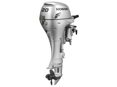 2015 Honda Marine BF20D3LRT 4-Stroke Outboard Motors Escanaba, MI