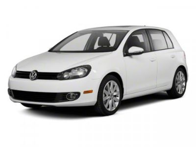 2012 Volkswagen Golf TDI (BLACK)