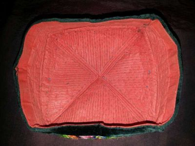 Antique-Chinese-Embroidered-Mandarin-Officials-Hat