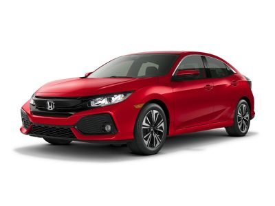2018 Honda Civic EX (Gray)