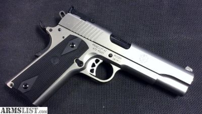 "For Sale: RUGER SR1911, 10MM 5"" MSTS 8RD"