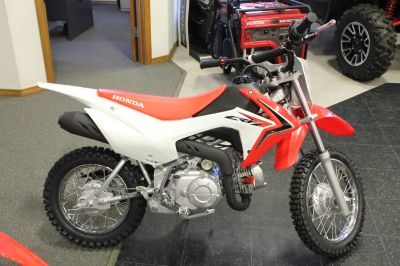 2018 Honda CRF110F Competition/Off Road Motorcycles Adams, MA