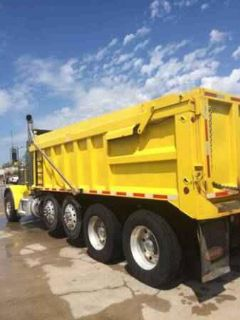 Dump  truck operator needed in Louisiana