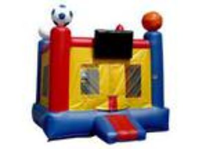 Atlanta Georgia Sports Galore Bounce House Rental for Rent