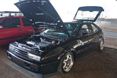 2 '93 VW CORRADO VR6 SLC's