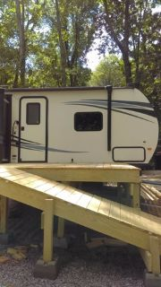 2014 Forest River Palomino SolAire Ultra Lite 247 RKES Eclipse