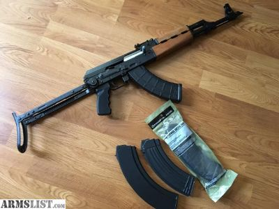 For Sale: BRAND NEW YUGO NPAP UNDERFOLD AK UNFIRED