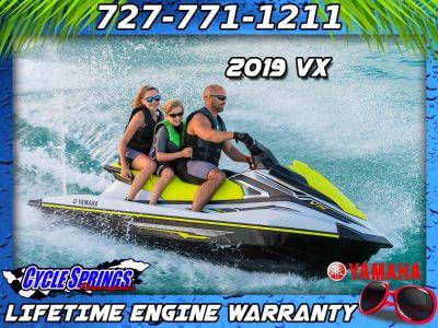 2019 Yamaha VX 3 Person Watercraft Clearwater, FL