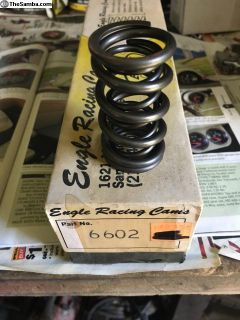 Engle valve springs