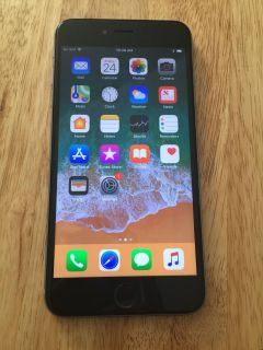 iPhone 6 Plus 16GB AT&T, Straight Talk Or cricket