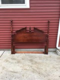 Cherrywood Queen Headboard
