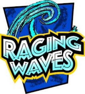 Raging Waves Tickets for Adults or Children weekdays only