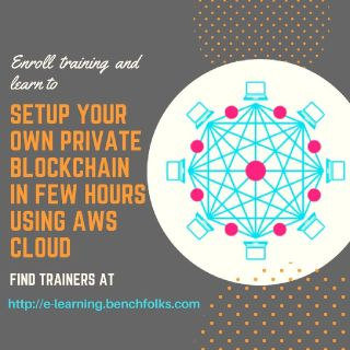 Enroll Blockchain Training with Certification in USA