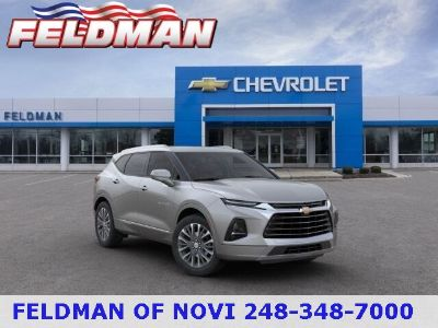 2019 Chevrolet Blazer (Silver Ice Metallic)