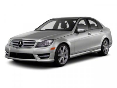 2013 Mercedes-Benz C-Class C300 4MATIC Luxury (WHI/White)