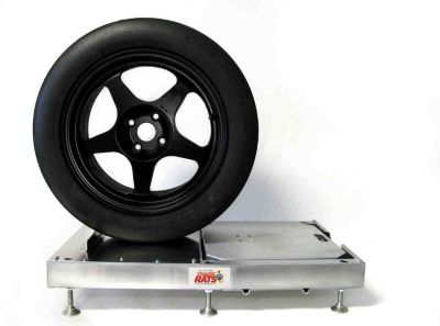 Roll Off Levelers for Racing Scales