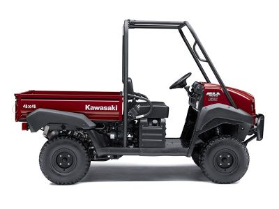 2018 Kawasaki Mule 4010 4x4 Side x Side Utility Vehicles Winterset, IA