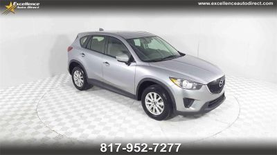 2014 Mazda CX-5 Sport (Liquid Silver Metallic)