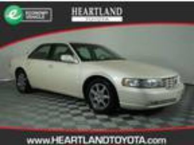 used 2003 Cadillac Seville for sale.