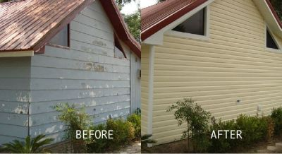 VINYL SIDING, HOME IMPROVEMENTS