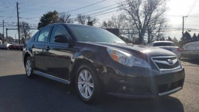 2010 Subaru Legacy 4dr Sdn H4 Auto Prem All-Weather
