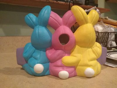 Ceramic Easter